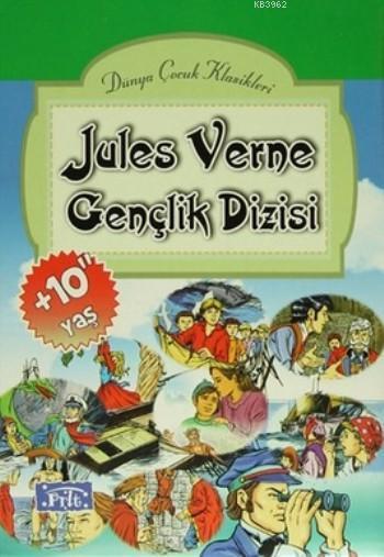 Dünya Çocuk Klasikleri Jules Verne Gençlik Dizisi
