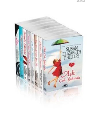 Susan Elizabeth Phillips Romantik Kitaplar Takım Set (8 Kitap)