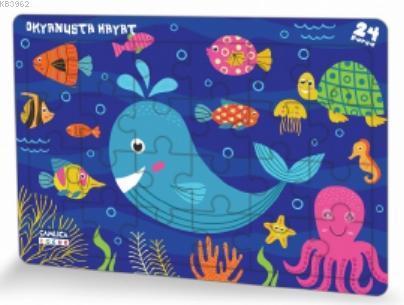 Okyanusta Hayat - (Eğlenceli Puzzle 3)