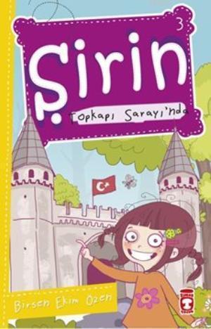Şirin Topkapı Sarayı'nda - İstanbulu Geziyorum 1