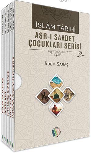 İslam Tarihi Serisi-2 (KUTULU 5 Kitap)