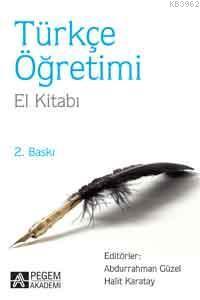 Türkçe Öğretimi El Kitabı