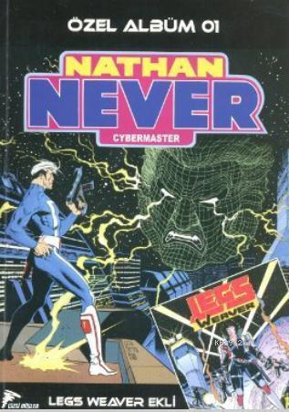 Nathan Never - Özel Albüm 01 - Cybermaster