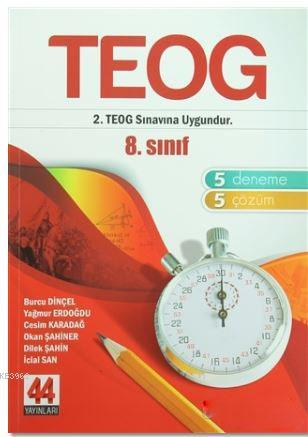 TEOG 8. Sınıf 5 Deneme 5 Çözüm