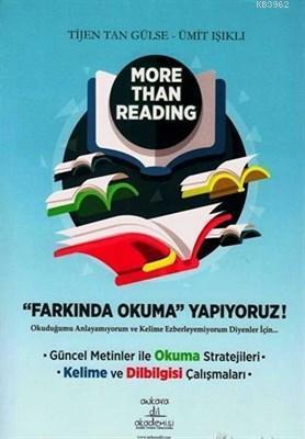More Than Reading Türkçe Çevirileri İle