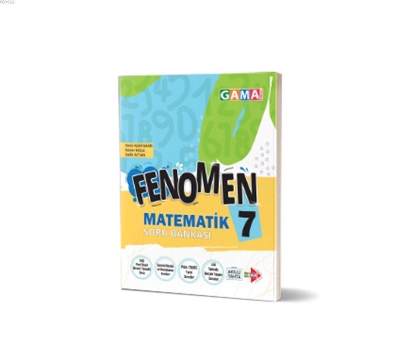 Gama Fenomen 7.Sınıf Matematik Soru Bankası