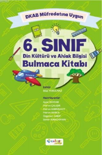 6.Sınıf Din Kültürü ve Ahlak Bilgisi Bulmaca Kitabı