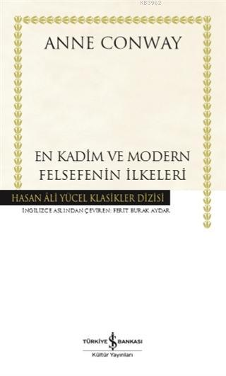 En Kadim ve Modern Felsefenin İlkeleri
