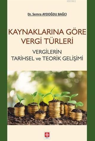 Kaynaklarına Göre Vergi Türleri Vergilerin Tarihsel ve Teorik Gelişimi