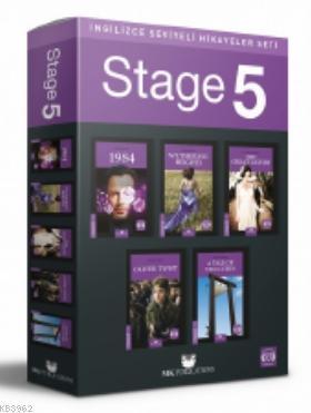 İngilizce Hikaye Seti - Stage 5