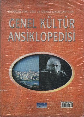 Genel Kültür Ansiklopedisi 3 Cilt