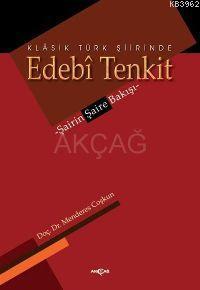 Klasik Türk Şiirinde Edebi Tenkit