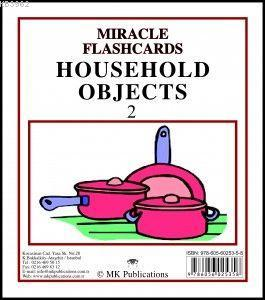 Miracle FlashCards - Household Objects 2