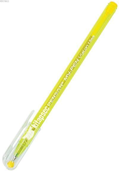 Pensan Tükenmez My-Pen 1.0 Sari 2211