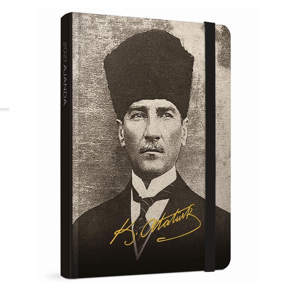 Gıpta 139-AKK 13x21 Atatürk Günlük Ajanda