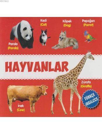 Hayvanlar (Türkçe - İngilizce)