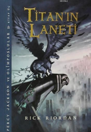 Percy Jackson ve Olimposlular 3 - Titan'ın Laneti (9+ Yaş)