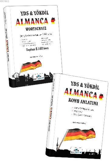 YDS YÖKDİL Almanca Konu Anlatımlı YDS YÖKDİL Almanca Wortschatz