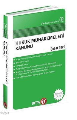 Hukuk Muhakemeleri Kanunu (Şubat 2020)