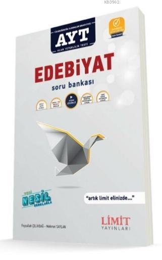 Limit AYT Edebiyat Soru Bankası