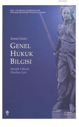 Genel Hukuk Bilgisi