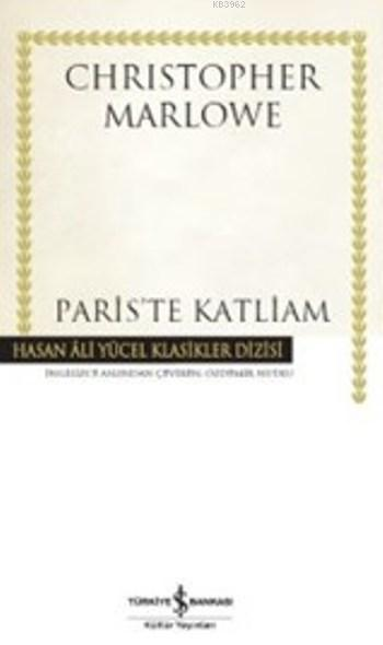Paris'te Katliam