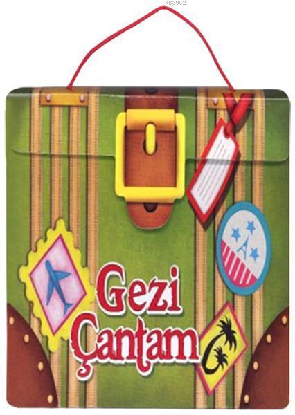 Minik Çantalar Dizisi - Gezi Çantam