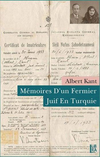 Mémoires dun Fermier Juif en Turquie