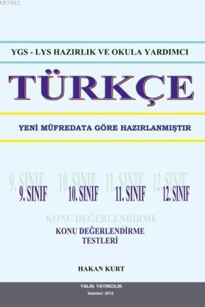 Türkçe; YGS-LYS Hazırlık ve Okula Yardımcı