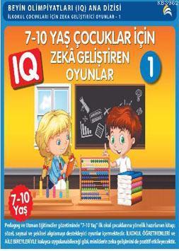 7-10 Yaş Çocuklar İçin Zeka Geliştiren Oyunlar 1