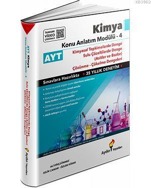AYT Kimya Konu Anl Mod.4 2020