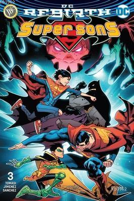 Super Sons Sayı 3 (DC Rebirth)