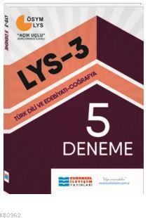2017 LYS - 3 Türk Dili ve Edebiyatı - Coğrafya 5 Deneme