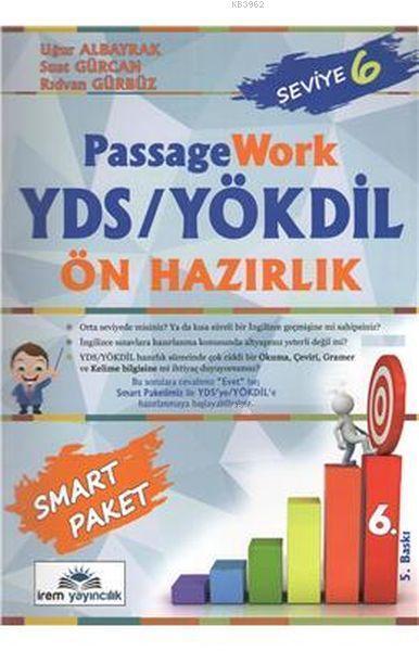 YDS Passagework Ön Hazırlık Seviye 6