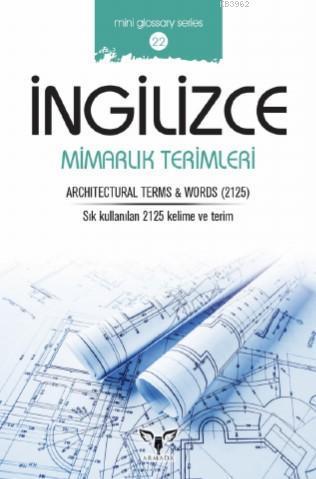 İngilizce Mimarlık Terimleri; Sözlük - Cep Kitabı