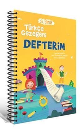 Türkçe Gezegeni 3. Sınıf Defterim