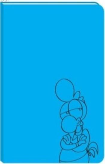 Limon ile Zeytin; Mavi Defter