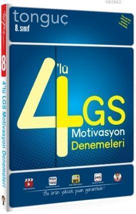 Tonguç Akademi 8.Sınıf 4 lü LGS Denemeleri