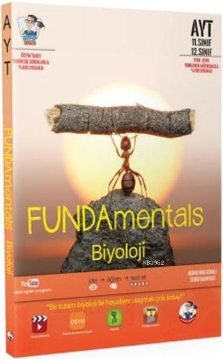 Tonguç Akademi AYT Fundamentals Biyoloji