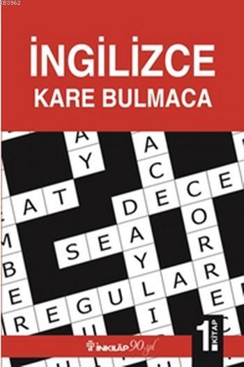 İngilizce Kare Bulmaca 1.Kitap