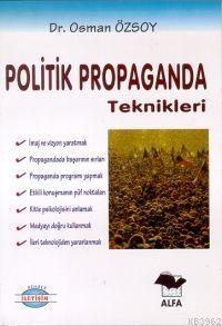 Politik Propaganda Teknikleri