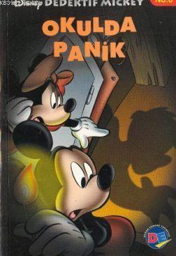 Dedektif Mickey - Okulda Panik