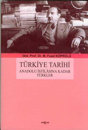 Türkiye Tarihi; Anadolu İstilasına Kadar Türkler
