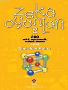 Zeka Oyunları 2; 200 Zeka, Matematik, Mantık Sorusu