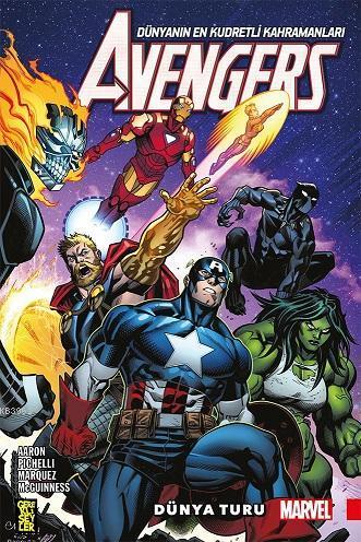 Avengers 2 : Dünya Turu