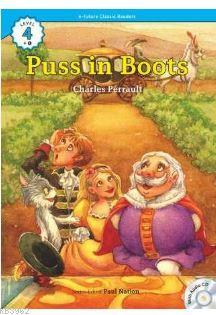 Puss in Boots +CD (eCR Level 4)