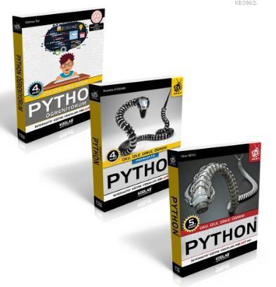 Python Eğitim Seti; Kodlab Özel Set