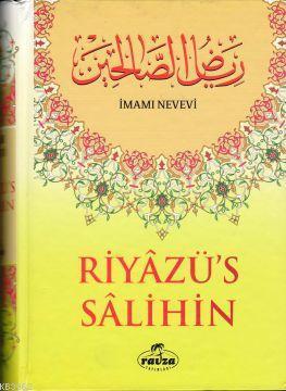 Riyazü's Salihin (Büyük Boy-İthal Kağıt)
