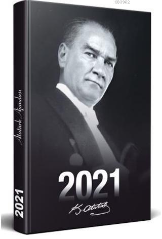 2021 Atatürk Ajandası; Gazi Paşa