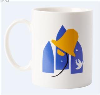 Kupa (Porselen) - Victor Hugo / Notre Dame'ın Kamburu